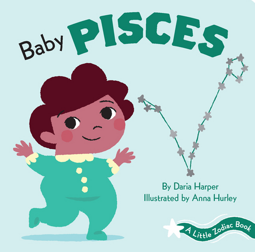 Baby Pisces | Board Book