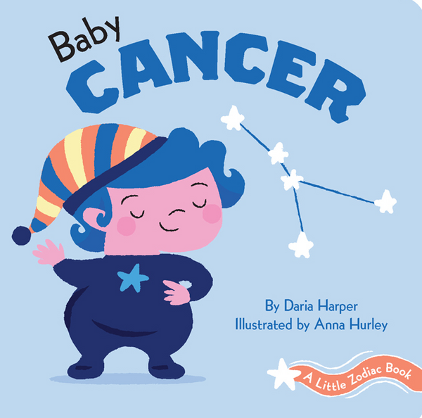 Baby Cancer | Board Book