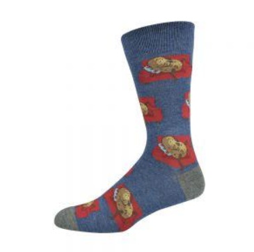 Bamboozld | Bamboo Men's Socks | Couch Potato