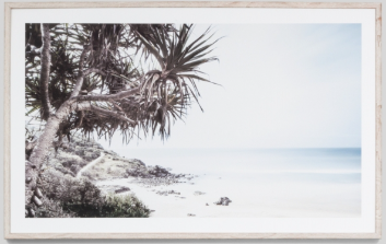 Along The Coast Framed Print - Whatever Mudgee Gifts & Homewares