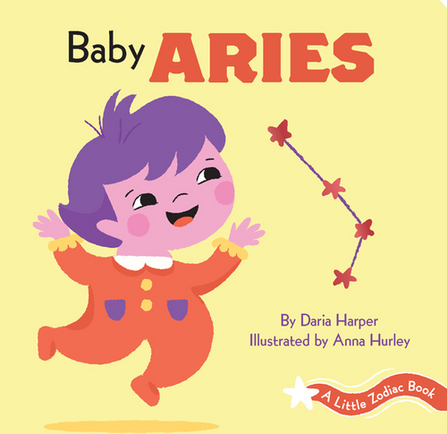 Baby Aries | Board Book