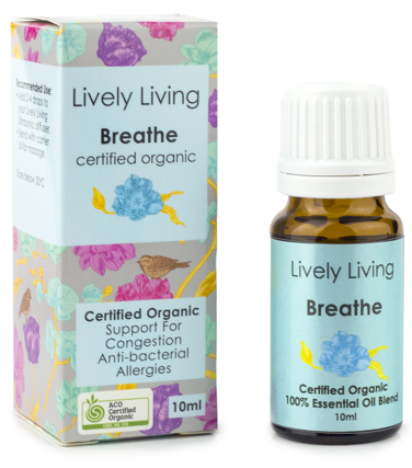 Certified Organic Essential Oil Blends - Whatever Mudgee Gifts & Homewares