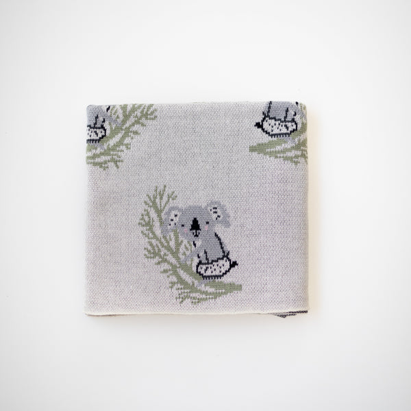 Clancy Koala Blanket