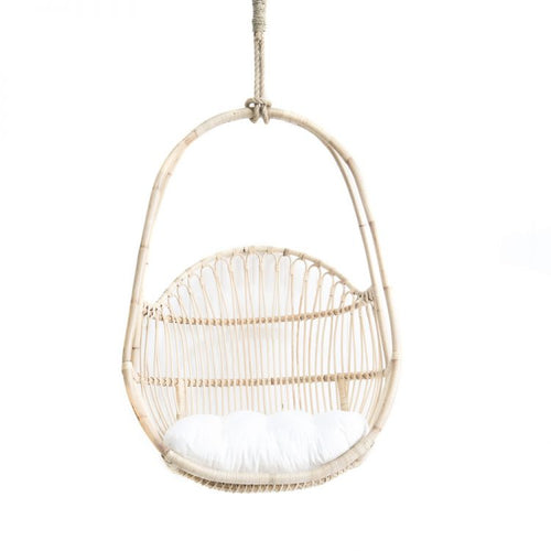 Rattan Hanging Chair Wide