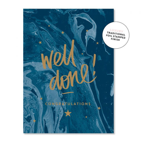 Well Done! - Just Smitten Greeting Card