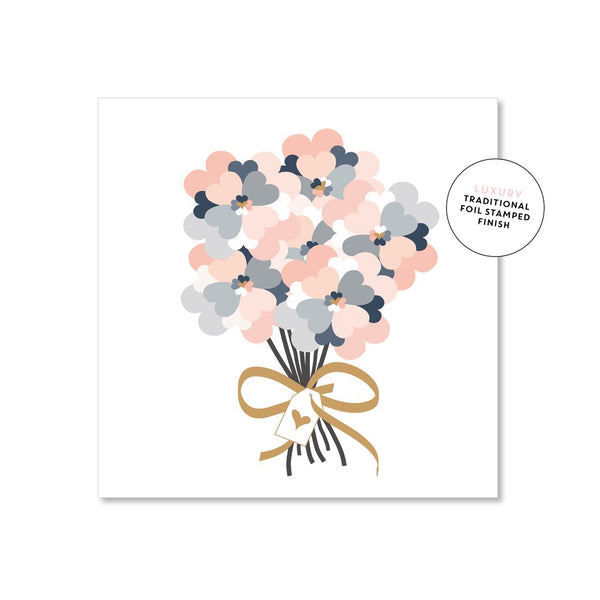 For You Bouquet | Just Smitten Greeting Card