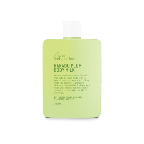 Kakadu Plum | Body Moisturiser | 200ml + 400ml | We Are Feel Good Inc