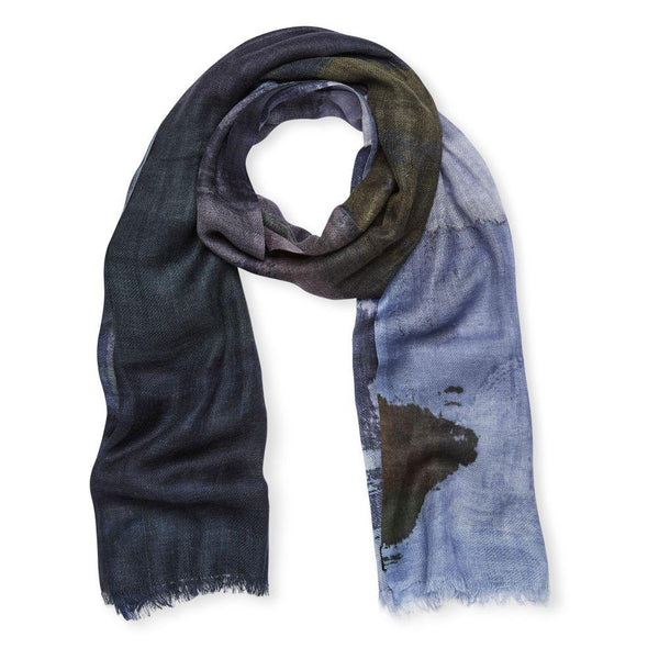 Lydia Wool Scarf - The Scarf Company