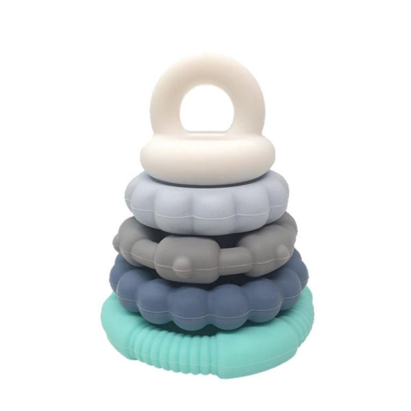 Stacker & Teether Silicone Toy