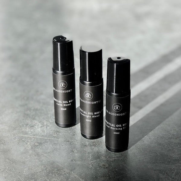 Essential Oil Roll On - Trio Kit