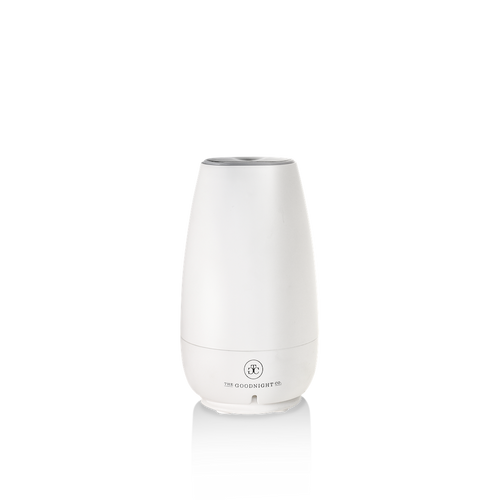 USB Essential Oil Diffuser | White | The Goodnight Co