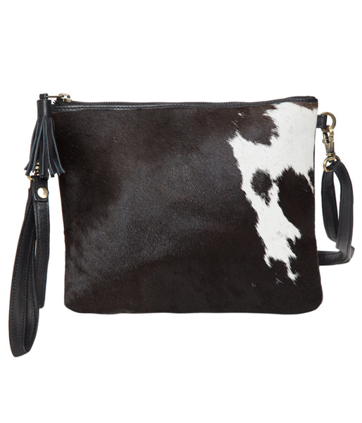 Toronto DBC Cowhide Clutch Bag
