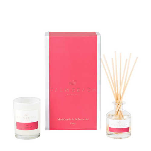 Palm Beach Mini Candle & Diffuser Gift Pack