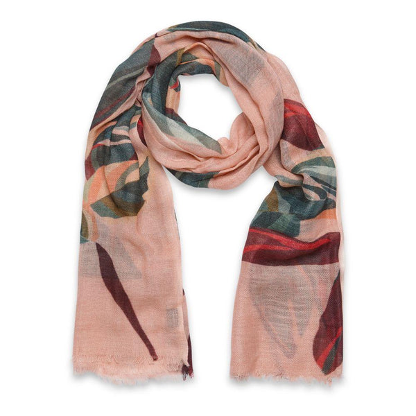 Vanessa Print Scarf - The Scarf Company