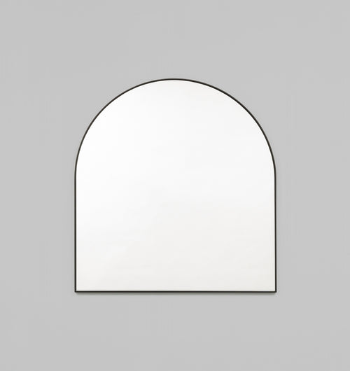 Bjorn Arch thin Black or White mirror