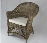 Charlotte Rattan Chair - Whatever Mudgee Gifts & Homewares