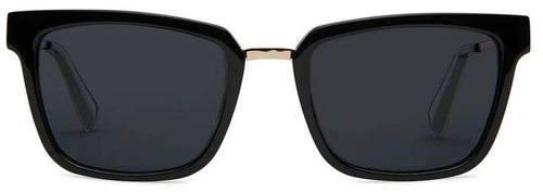 Chloe Midnight Black Sunglasses - Baxter Blue