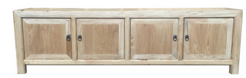 Recycled Elm | Entertainment Unit