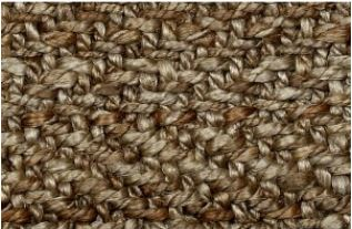 Natural Jute Herringbone Latex Backed Rug - Whatever Mudgee Gifts & Homewares