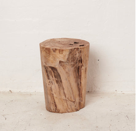 Round Elm | Side Table
