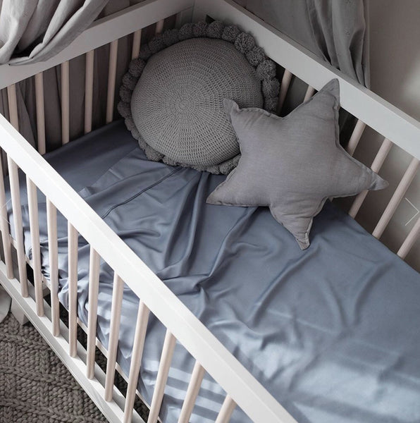 100% ORGANIC BAMBOO FLAT COT SHEETS - Whatever Mudgee Gifts & Homewares
