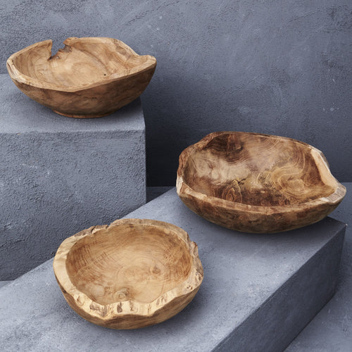 Hand Carved Tree Root Serving Bowl - Whatever Mudgee Gifts & Homewares