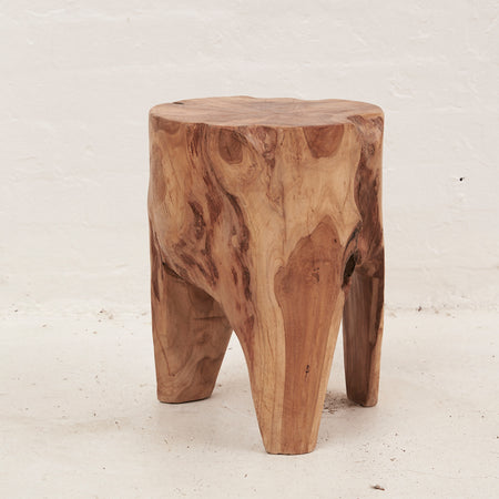 Recycled Elm | Hall Table
