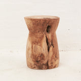 Nail Head | Tree Stump Stool