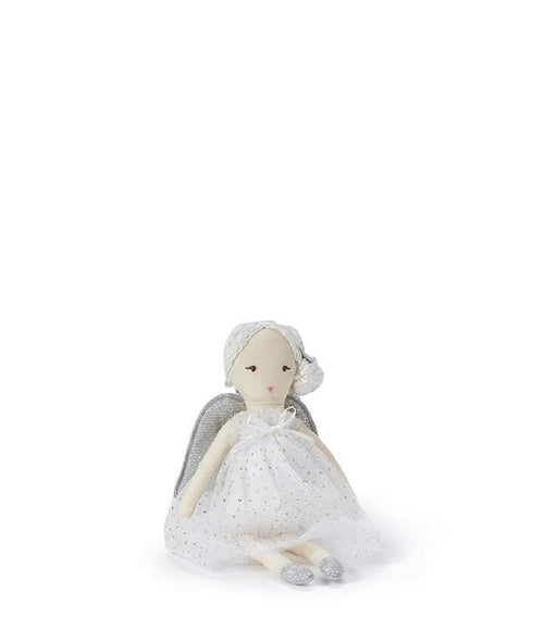 Mini Isabella Angel-White