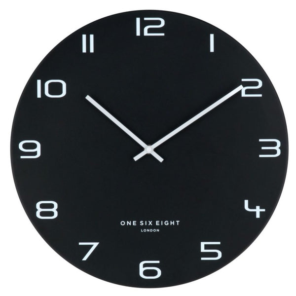 NERO Silent Metal Wall Clock 40cm