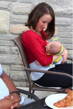 Perfect Pair - Bamboo Nursing Pads + Classic Cotton Tank = Save $10