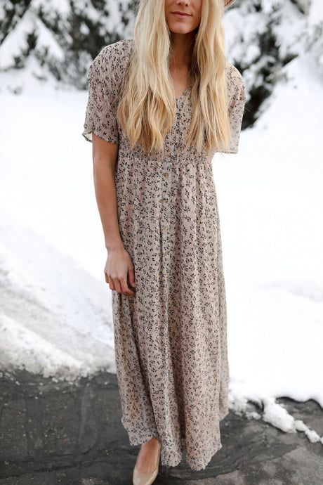 Bernadette Maxi Dress
