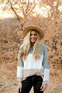Fairbanks Ribbed Sweater