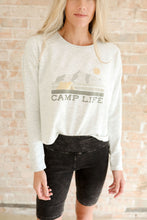 Load image into Gallery viewer, Camp Life Crewneck