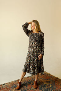 Barrett Long Sleeve Dress
