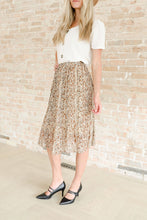 Load image into Gallery viewer, Nutmeg Midi Skirt