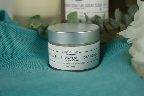 BeAssured Signature Sugar Scrub