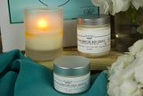becalm body butter, be calm body butter, becalm patchouli butter, ultra whipped butter in becalm