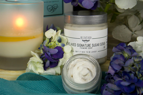 BeRelaxed Signature Sugar Scrub