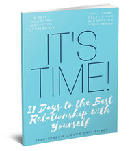 BeAssured Self-Care Kit with Self-Love Coaching Workbook