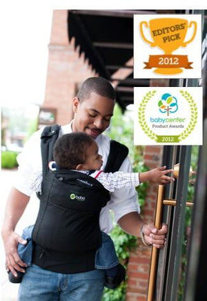 Boba 3G Awarded Top Baby Carrier by Baby Center