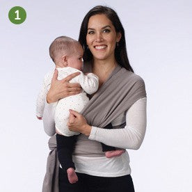 The Love Your Baby Hold Boba