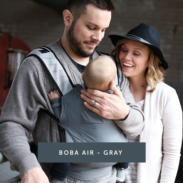 Boba Air - Gray