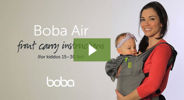 Front Carry For Boba Air
