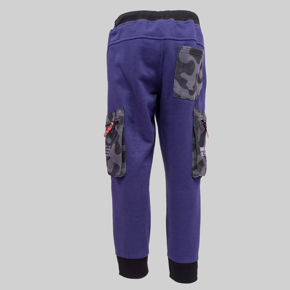 SLDR Sweat Pants Neptune