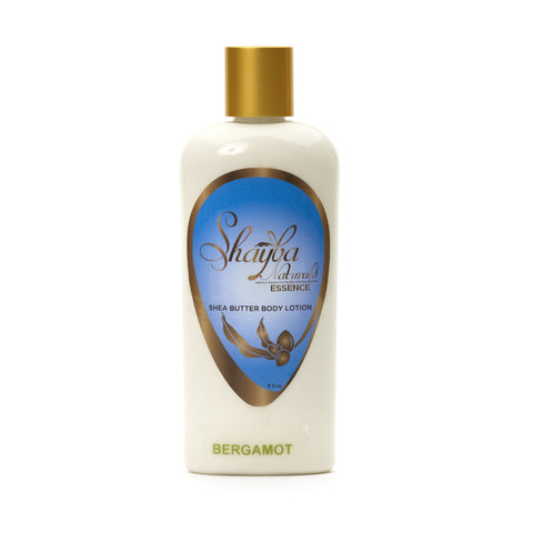 Shea Butter Essence Body Lotion- Bergamot