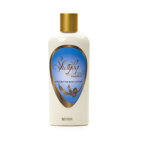 Shea Butter Essence Body Lotion- Myrr