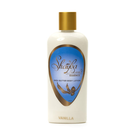 Shea Butter Essence Body Lotion- Vanilla