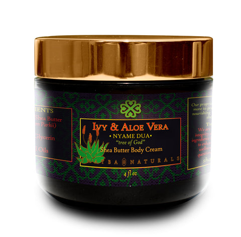 Shea Butter Body Cream- Ivy & Aloe