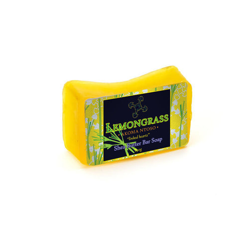Shea Butter Soap Bar - Lemongrass